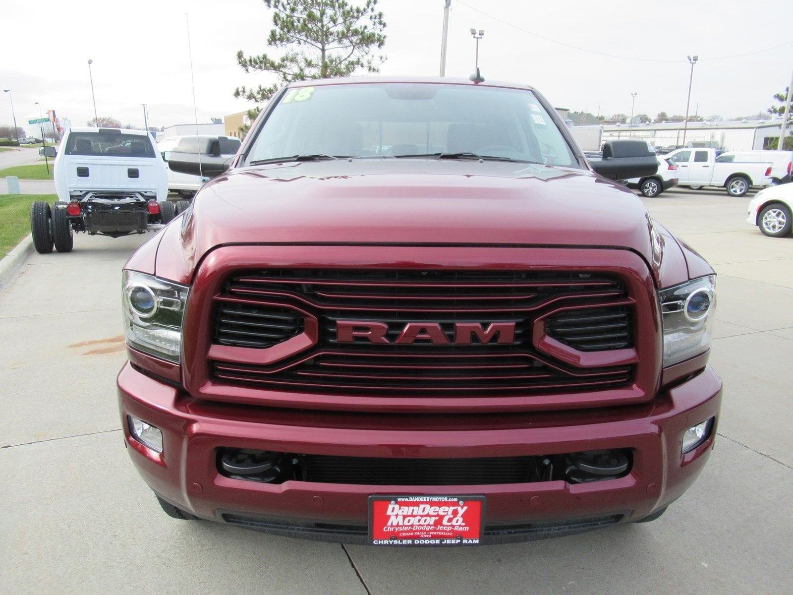 2018 Ram 2500 Crew Cab 4x4 Pickup #DT21016 - photo 3