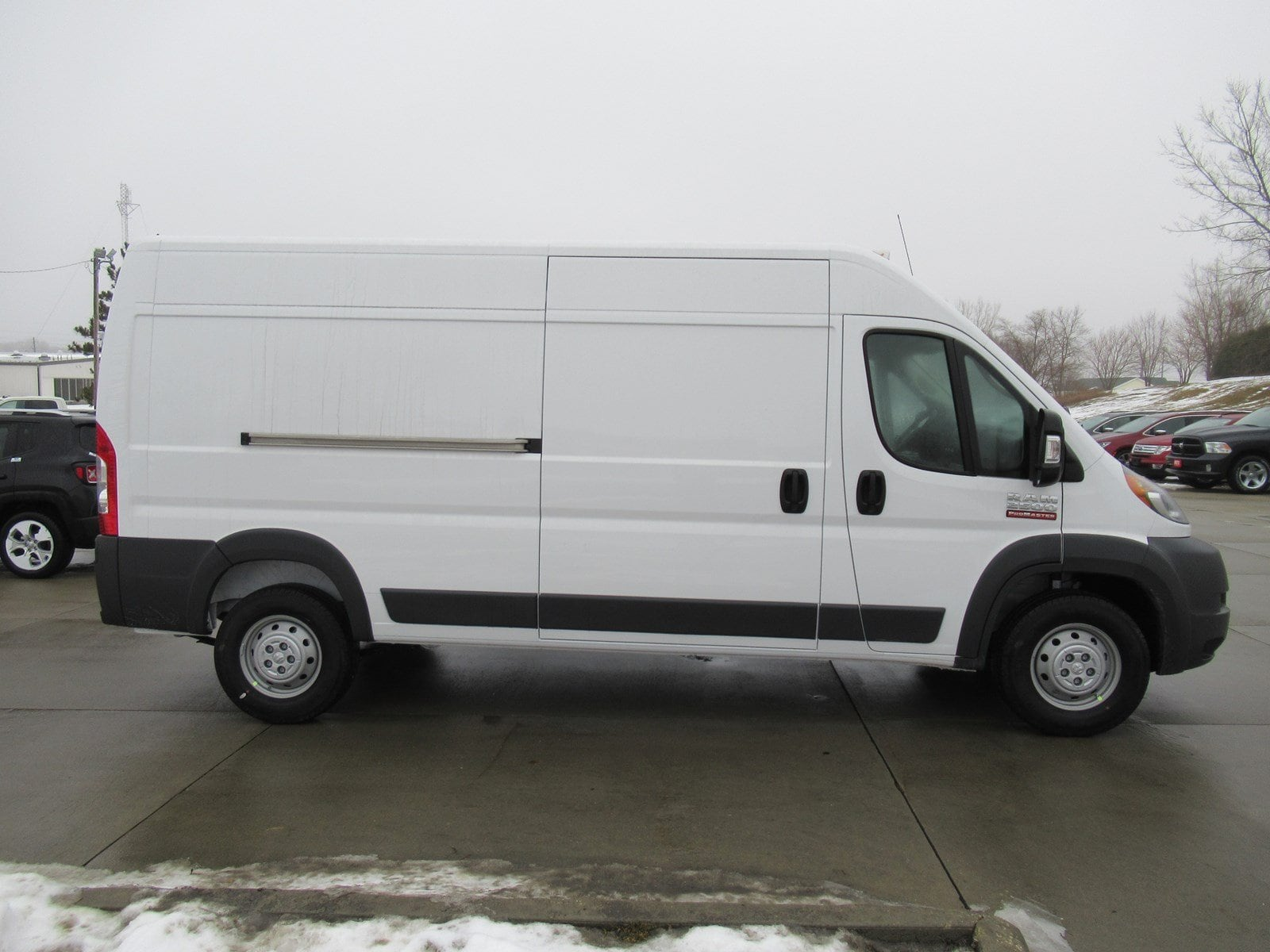 2018 ProMaster 2500 Cargo Van #DT21026 - photo 7