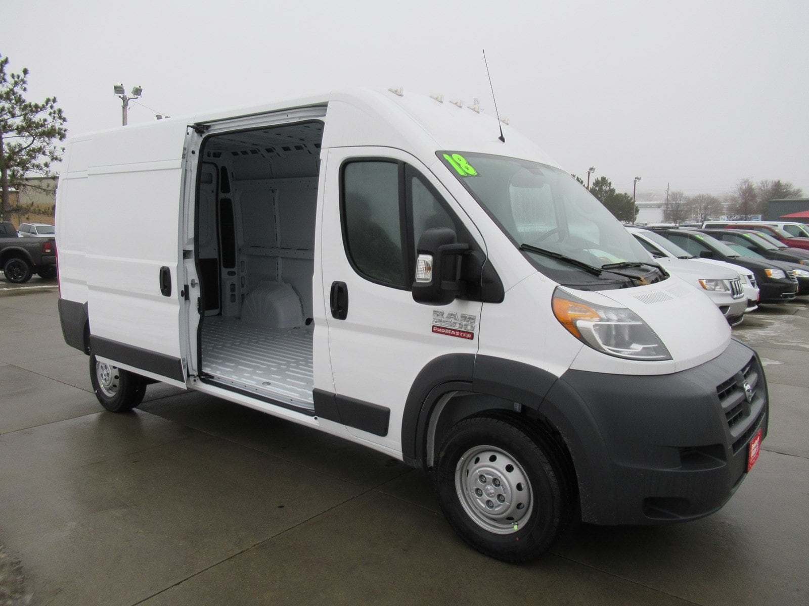 2018 ProMaster 2500 Cargo Van #DT21026 - photo 12