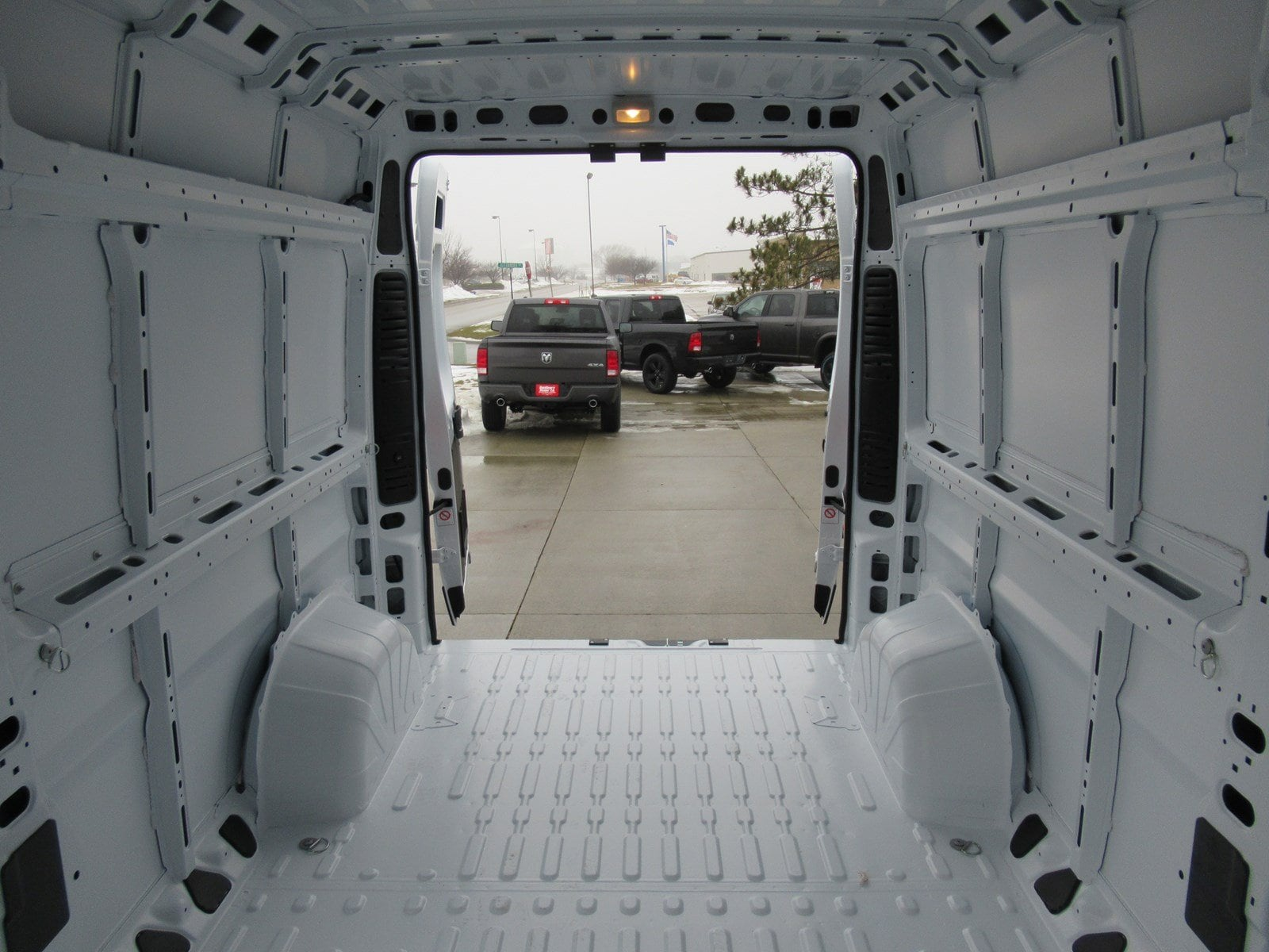 2018 ProMaster 2500 Cargo Van #DT21026 - photo 15
