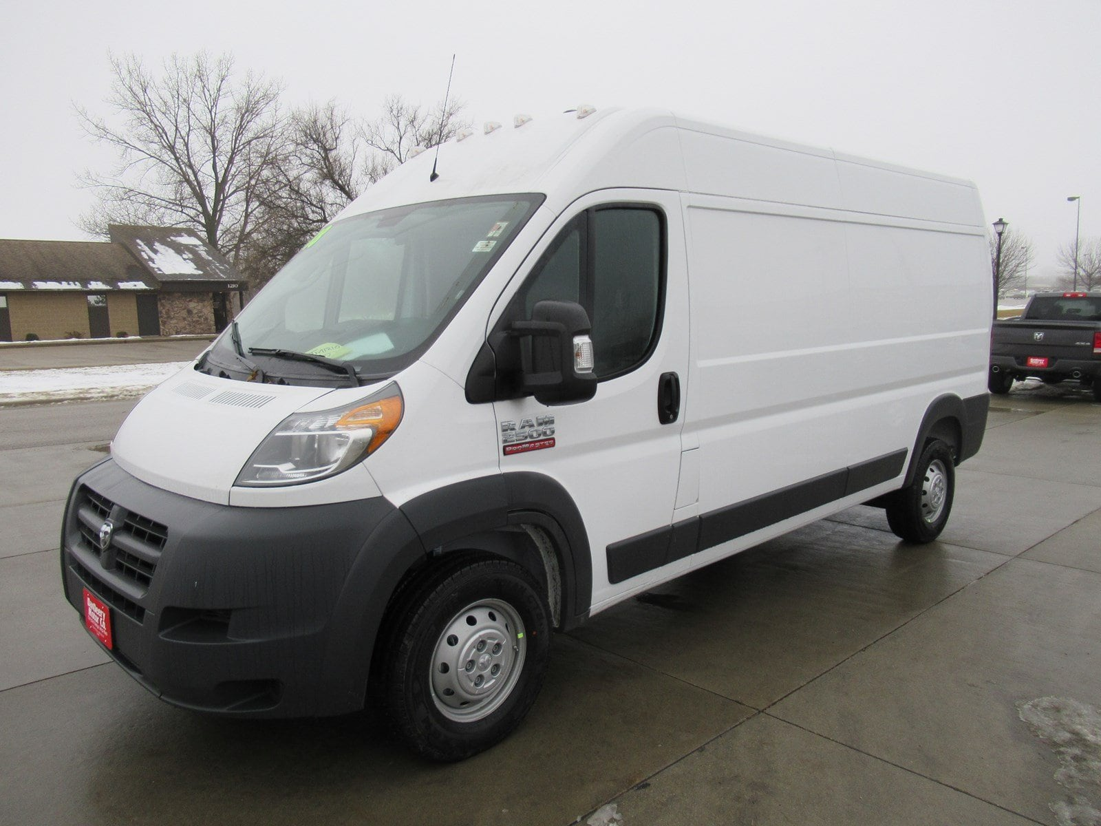 2018 ProMaster 2500 Cargo Van #DT21026 - photo 4