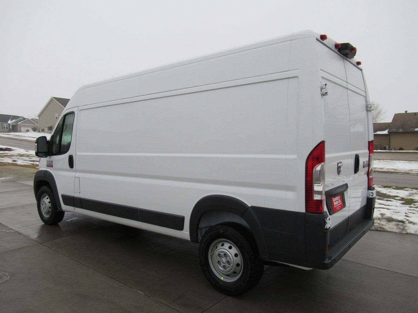 2018 ProMaster 2500 Cargo Van #DT21026 - photo 5
