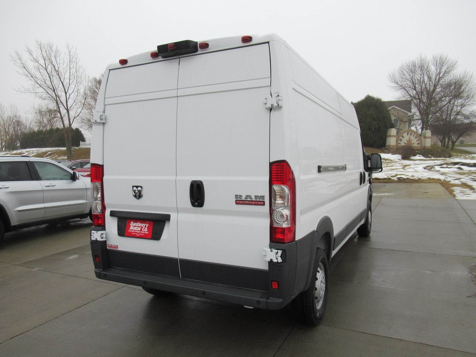 2018 ProMaster 2500 Cargo Van #DT21026 - photo 6