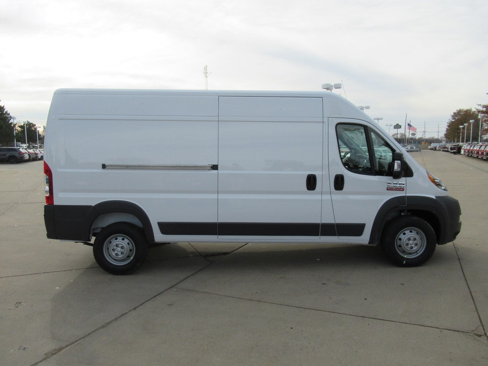 2018 ProMaster 2500 Cargo Van #DT21027 - photo 7