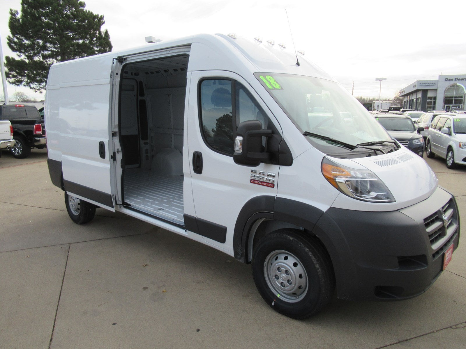 2018 ProMaster 2500 Cargo Van #DT21027 - photo 12