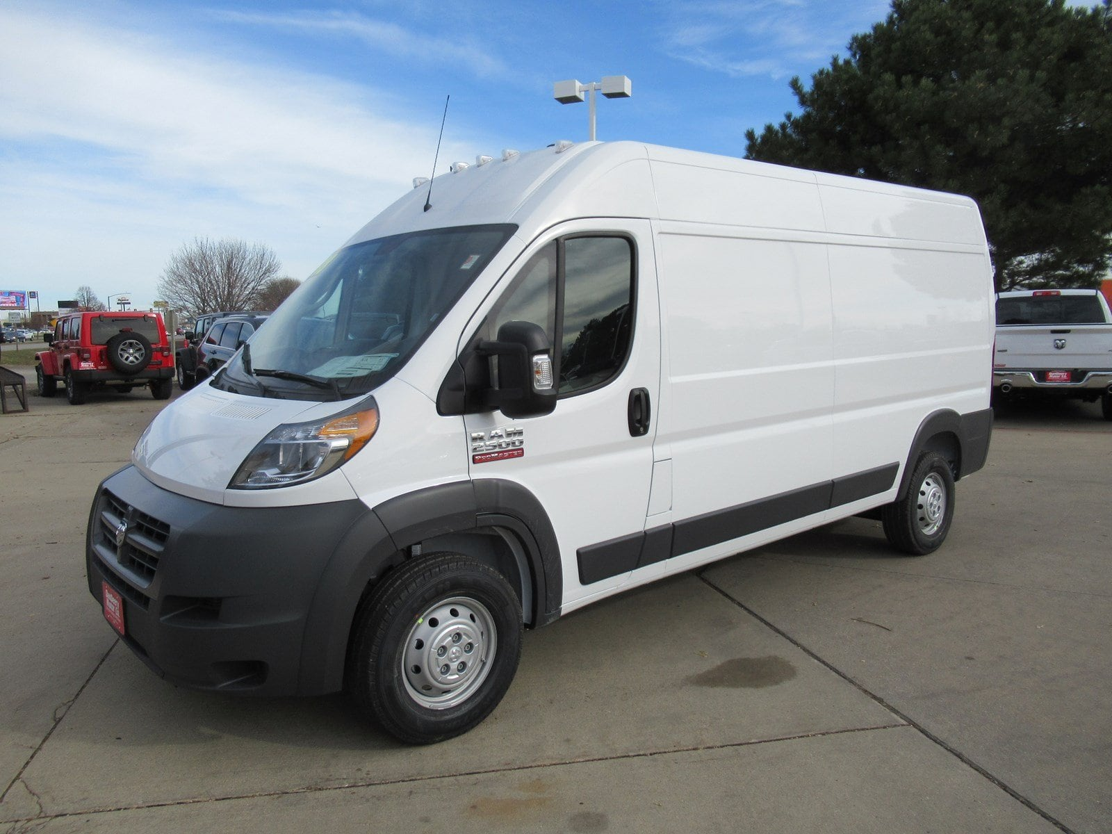 2018 ProMaster 2500 Cargo Van #DT21027 - photo 5