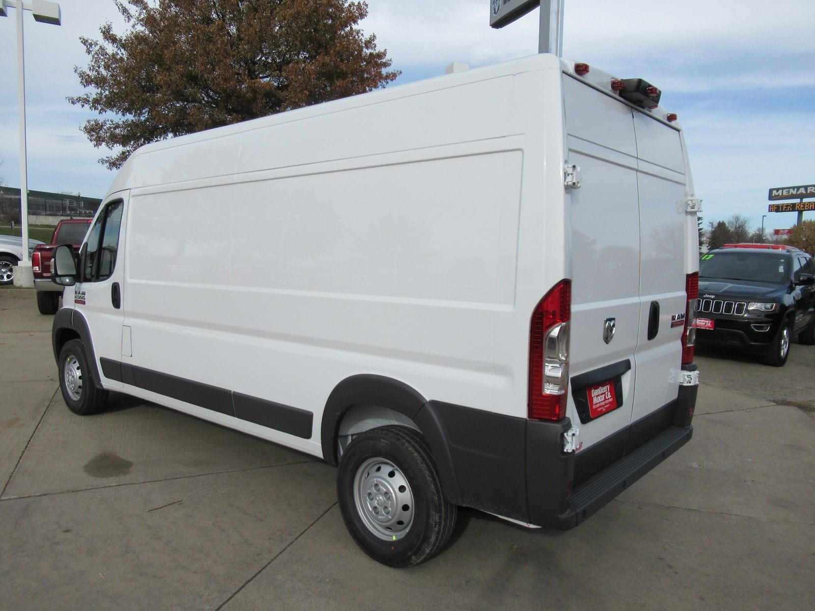 2018 ProMaster 2500 Cargo Van #DT21027 - photo 6