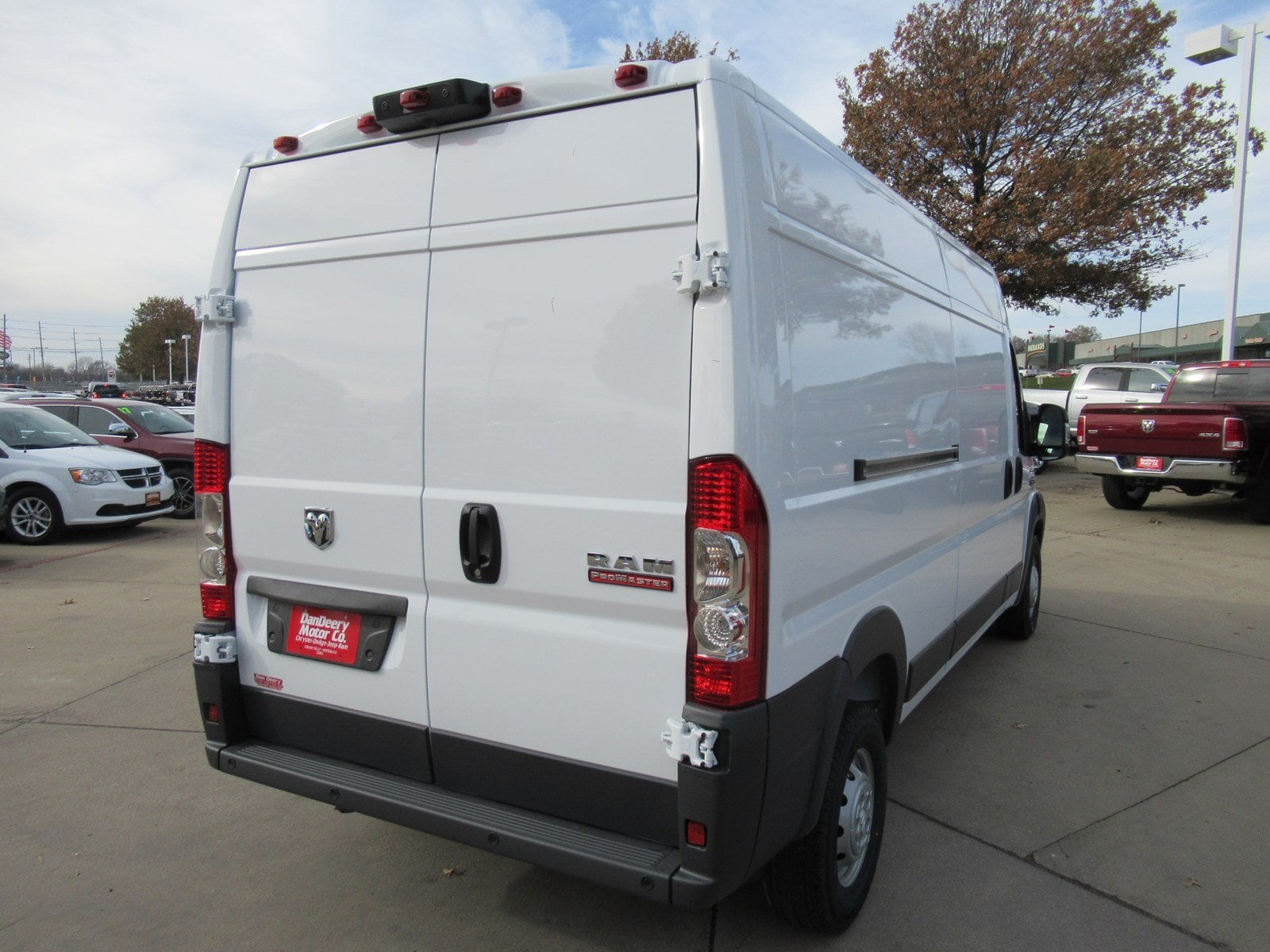 2018 ProMaster 2500 Cargo Van #DT21027 - photo 3