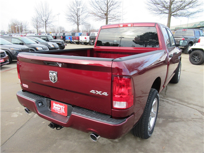 2018 Ram 1500 Quad Cab 4x4, Pickup #DT21039 - photo 2