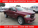 2018 Ram 1500 Quad Cab 4x4, Pickup #DT21039 - photo 1