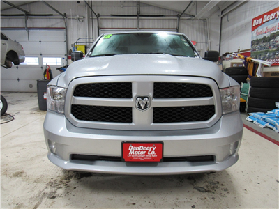2018 Ram 1500 Quad Cab 4x4,  Pickup #DT21040 - photo 3