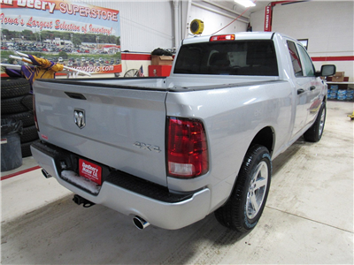 2018 Ram 1500 Quad Cab 4x4,  Pickup #DT21040 - photo 2