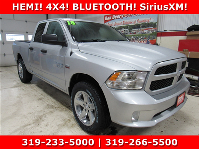 2018 Ram 1500 Quad Cab 4x4,  Pickup #DT21040 - photo 1