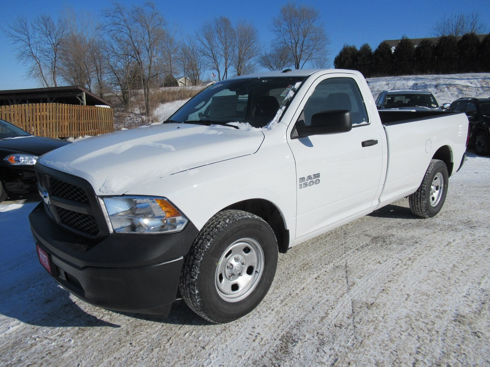 2018 Ram 1500 Regular Cab,  Pickup #DT21043 - photo 4