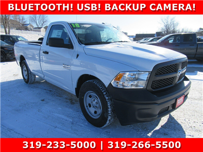 2018 Ram 1500 Regular Cab,  Pickup #DT21043 - photo 1