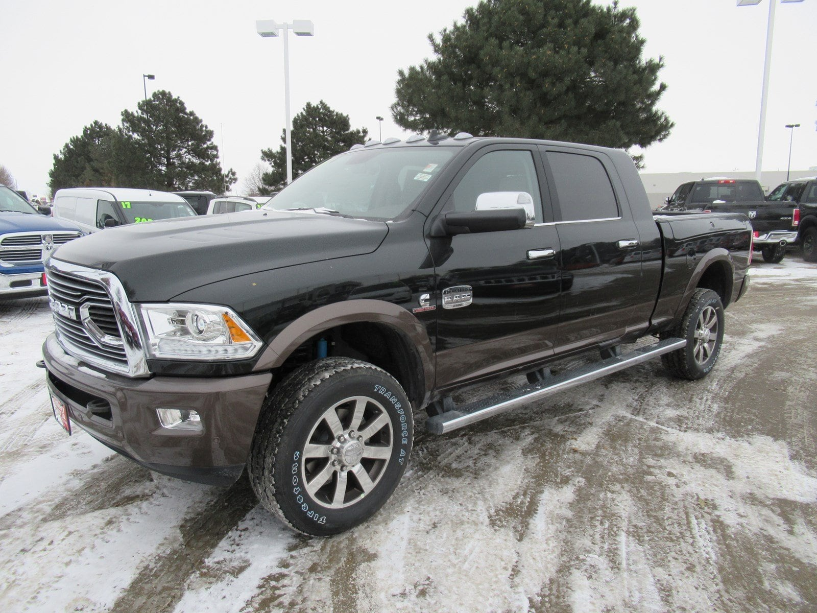 2018 Ram 2500 Mega Cab 4x4 Pickup #DT21061 - photo 4