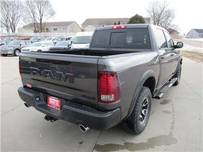 2018 Ram 1500 Crew Cab 4x4,  Pickup #DT21091 - photo 2