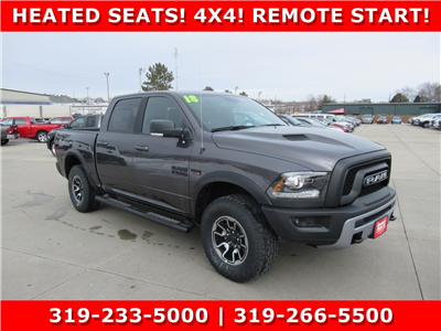 2018 Ram 1500 Crew Cab 4x4,  Pickup #DT21091 - photo 1