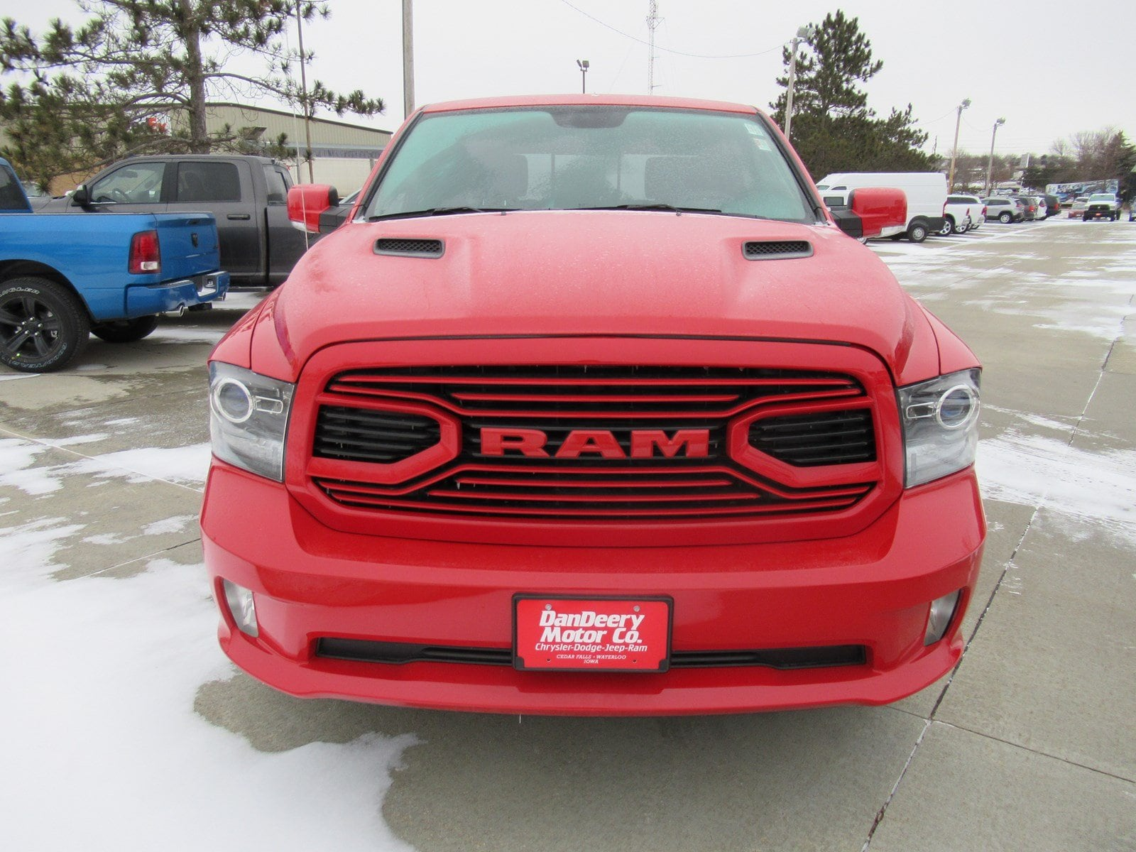 2018 Ram 1500 Crew Cab 4x4, Pickup #DT21129 - photo 3