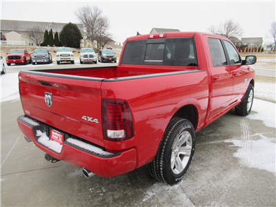 2018 Ram 1500 Crew Cab 4x4, Pickup #DT21129 - photo 2
