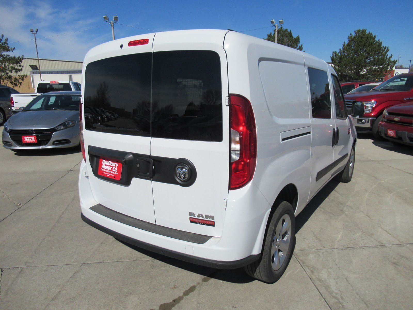 2018 ProMaster City,  Empty Cargo Van #DT21138 - photo 6