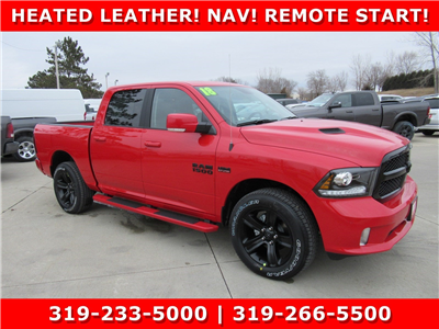 2018 Ram 1500 Crew Cab 4x4, Pickup #DT21147 - photo 1