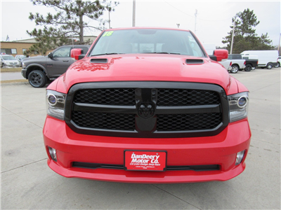 2018 Ram 1500 Crew Cab 4x4, Pickup #DT21147 - photo 3