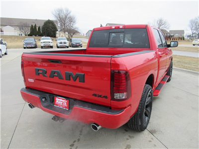 2018 Ram 1500 Crew Cab 4x4, Pickup #DT21147 - photo 2