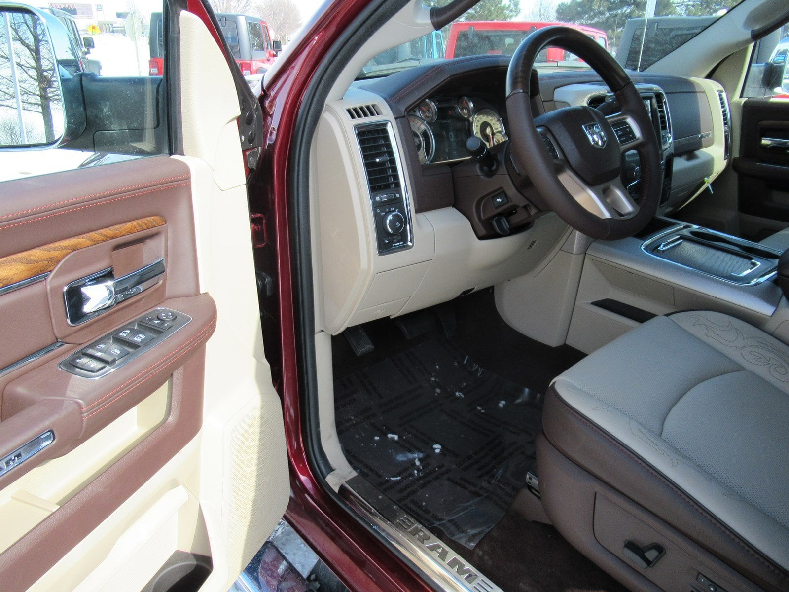 2018 Ram 2500 Crew Cab 4x4,  Pickup #DT21165 - photo 12