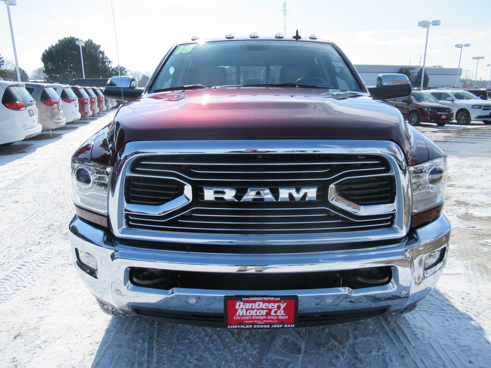 2018 Ram 2500 Crew Cab 4x4,  Pickup #DT21165 - photo 5
