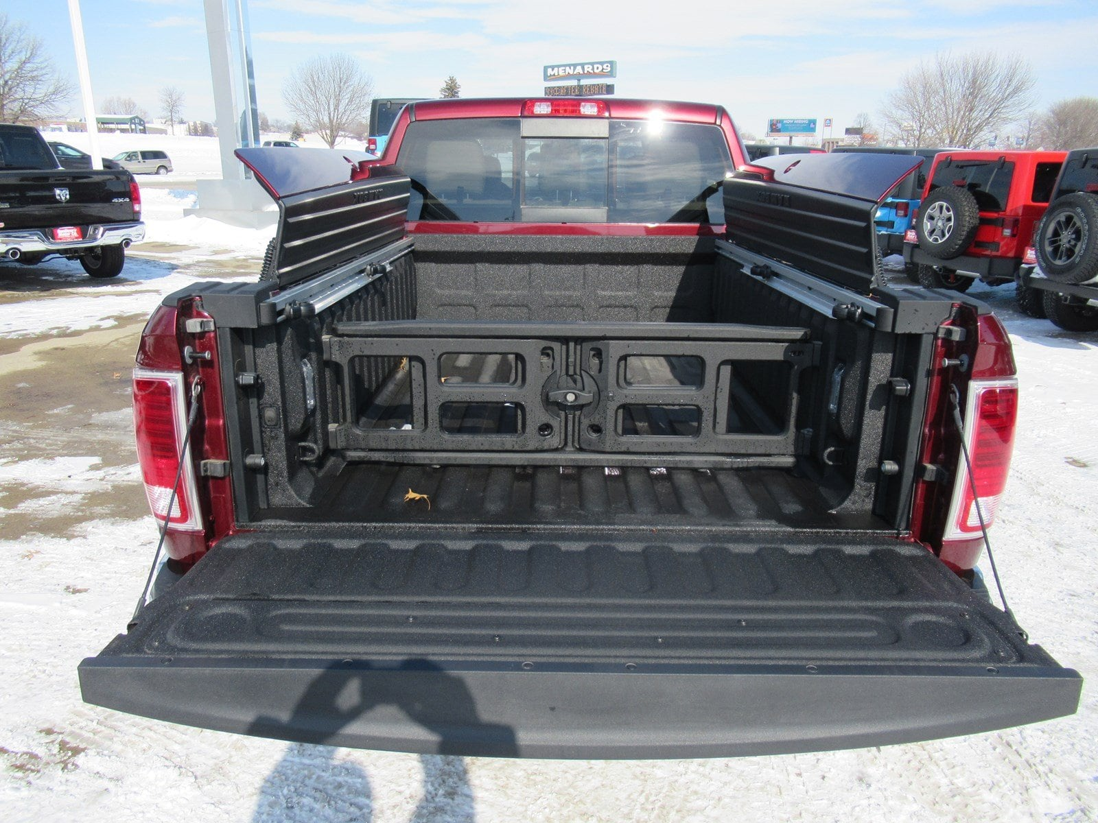 2018 Ram 2500 Crew Cab 4x4,  Pickup #DT21165 - photo 6