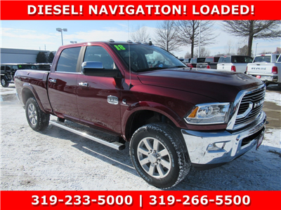 2018 Ram 2500 Crew Cab 4x4,  Pickup #DT21165 - photo 1