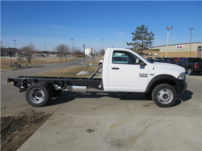 2018 Ram 4500 Regular Cab DRW 4x4, Cab Chassis #DT21194 - photo 7