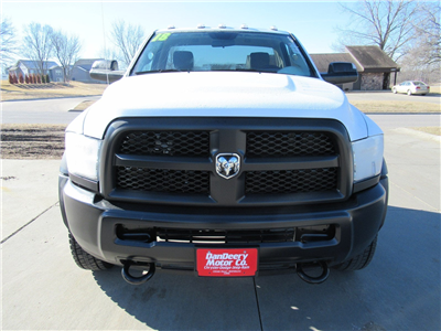 2018 Ram 4500 Regular Cab DRW 4x4, Cab Chassis #DT21194 - photo 3