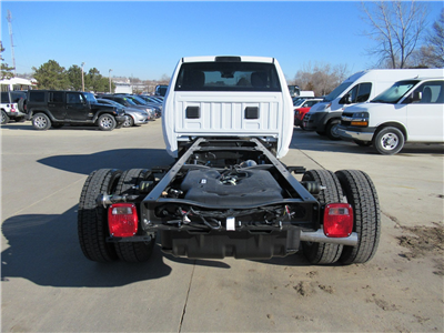 2018 Ram 4500 Regular Cab DRW 4x4, Cab Chassis #DT21194 - photo 6