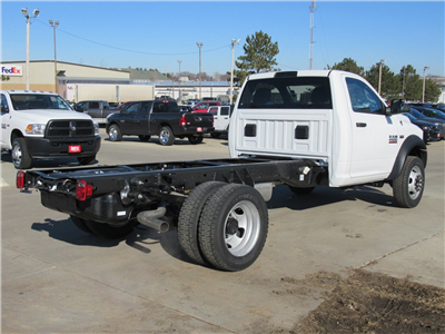 2018 Ram 4500 Regular Cab DRW 4x4, Cab Chassis #DT21194 - photo 2