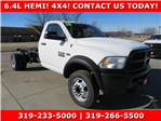 2018 Ram 4500 Regular Cab DRW 4x4, Cab Chassis #DT21194 - photo 1
