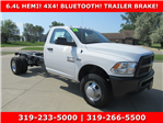 2018 Ram 3500 Regular Cab DRW 4x4,  Cab Chassis #DT21239 - photo 1