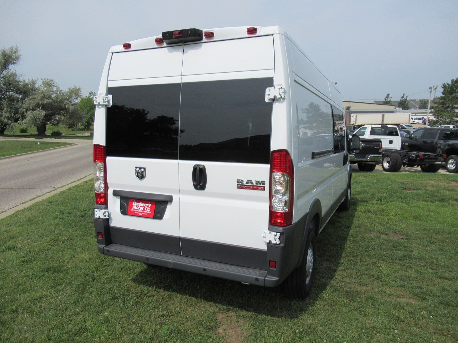 2018 ProMaster 2500 High Roof FWD,  Empty Cargo Van #DT21264 - photo 6