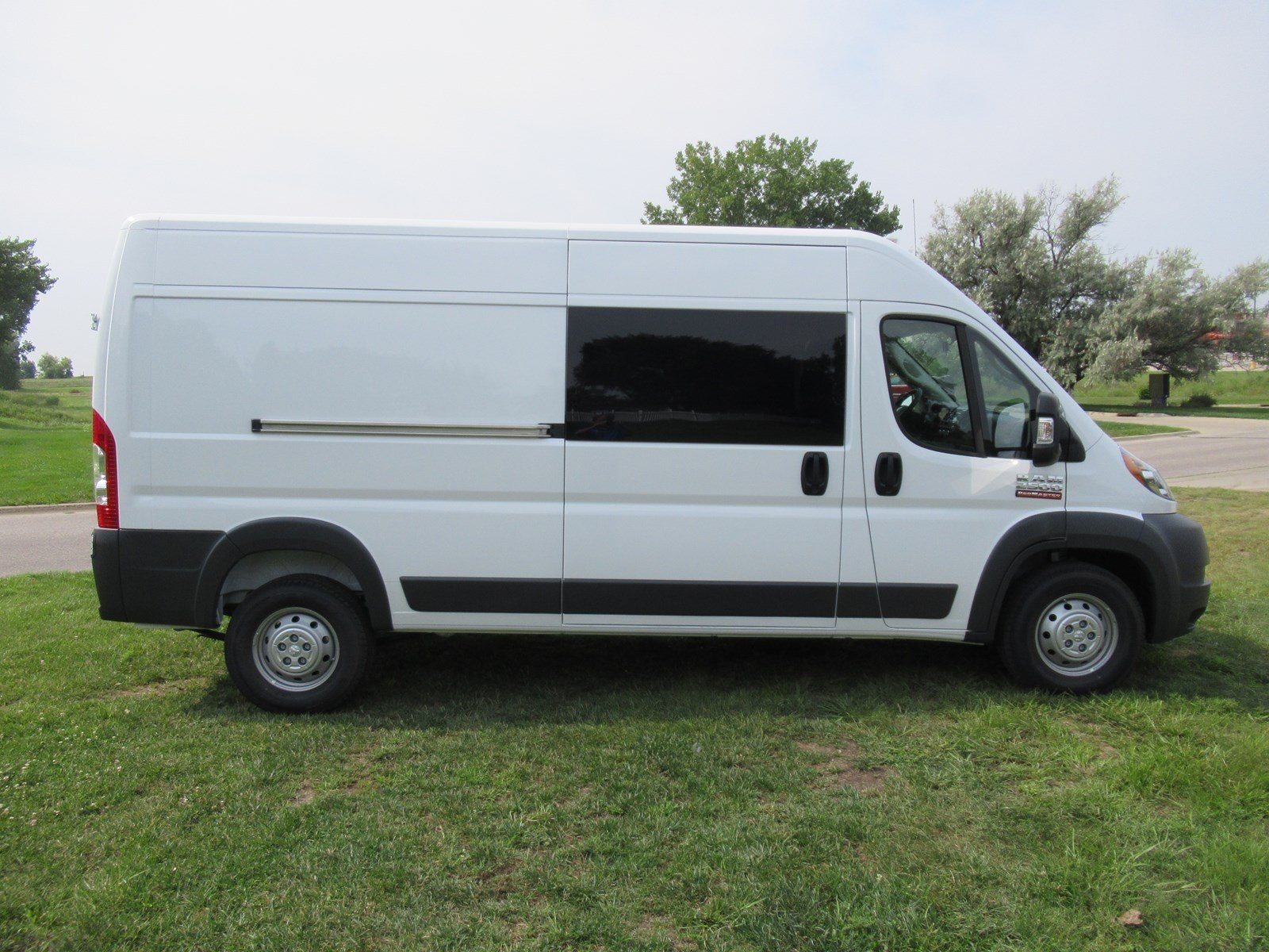 2018 ProMaster 2500 High Roof FWD,  Empty Cargo Van #DT21264 - photo 7