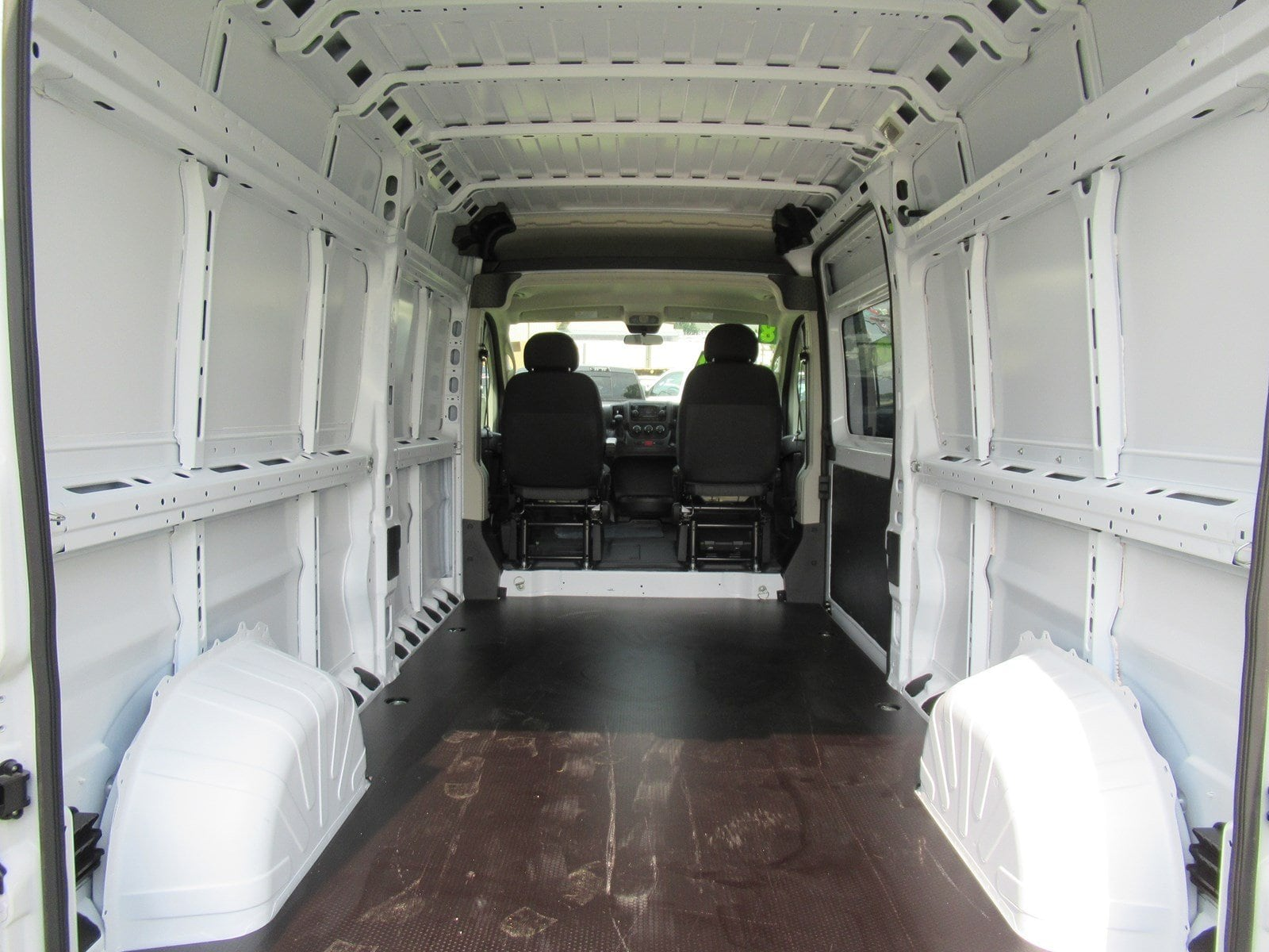 2018 ProMaster 2500 High Roof FWD,  Empty Cargo Van #DT21264 - photo 11