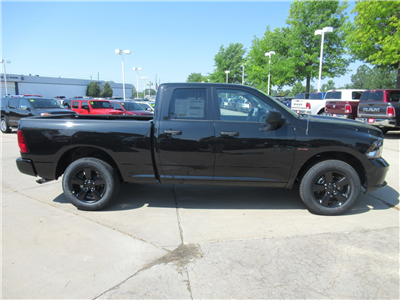 2018 Ram 1500 Quad Cab 4x4,  Pickup #DT21268 - photo 7