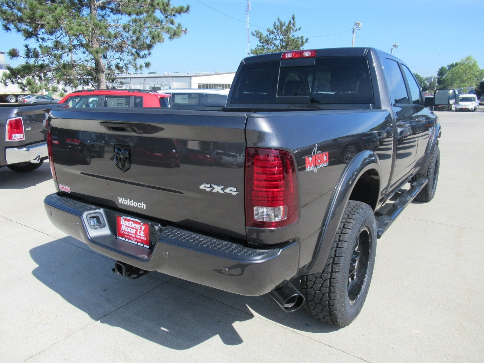 2018 Ram 2500 Crew Cab 4x4,  Pickup #DT21286 - photo 2
