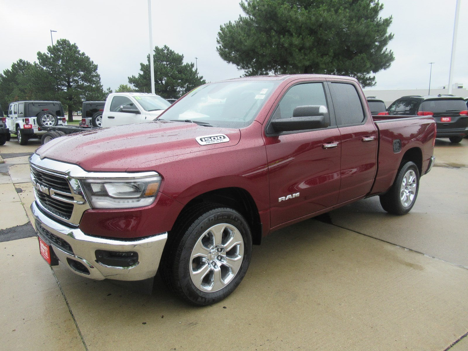 2019 Ram 1500 Quad Cab 4x4,  Pickup #DT21289 - photo 1