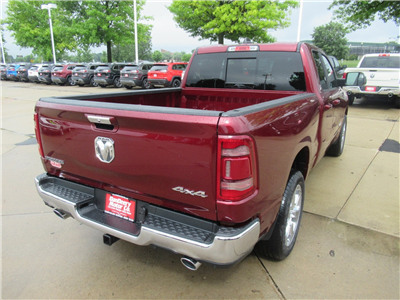 2019 Ram 1500 Quad Cab 4x4,  Pickup #DT21289 - photo 4