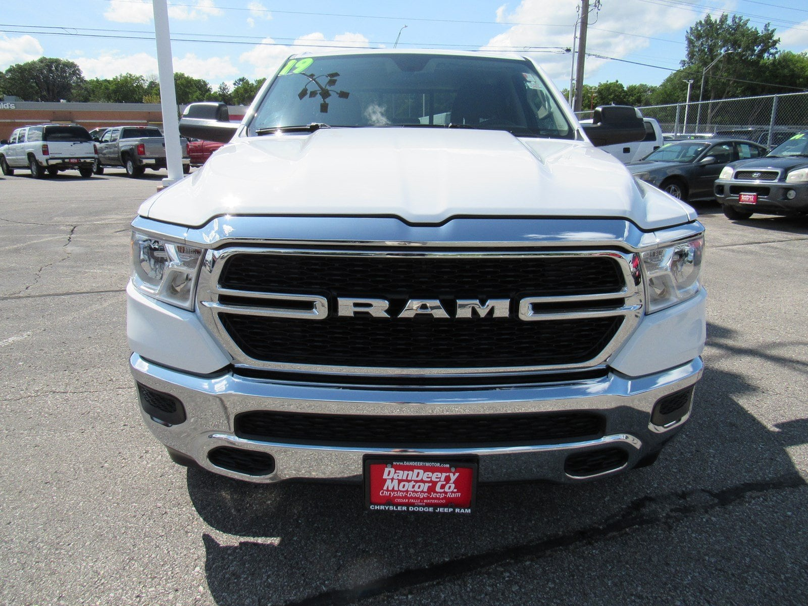 2019 Ram 1500 Quad Cab 4x4,  Pickup #DT21369 - photo 3