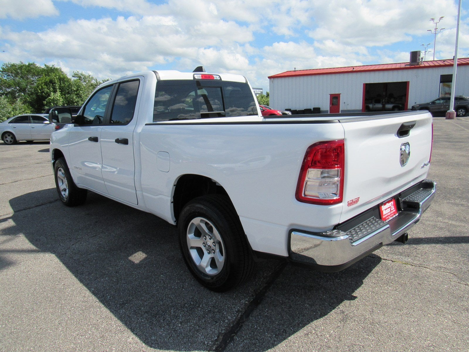 2019 Ram 1500 Quad Cab 4x4,  Pickup #DT21369 - photo 5
