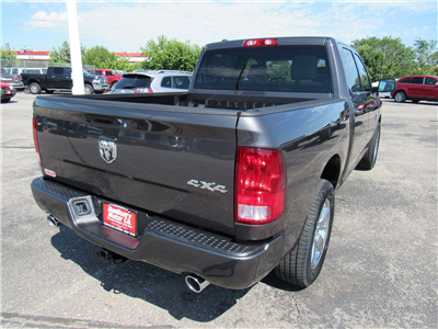 2018 Ram 1500 Crew Cab 4x4,  Pickup #DT21381 - photo 2