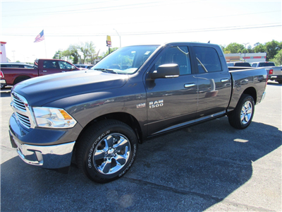 2018 Ram 1500 Crew Cab 4x4,  Pickup #DT21382 - photo 5