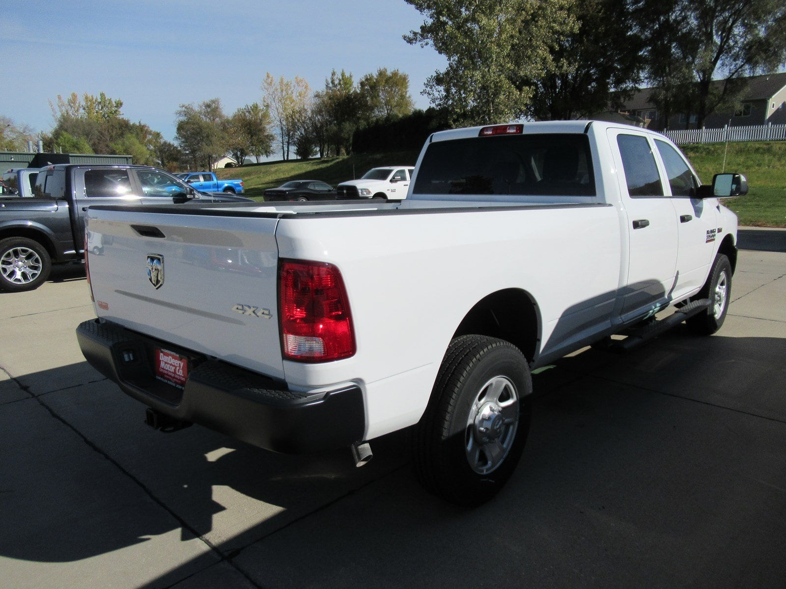 2018 Ram 3500 Crew Cab 4x4,  Pickup #DT21383 - photo 2